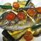 本日入荷の鮮魚のアクアパッツァ