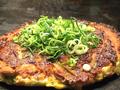 料理メニュー写真豚塩玉焦がし醤油焼き