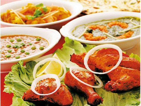 オーナーの出身地である、北インドパンジャブ地方の本格的インド料理専門店。