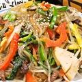 料理メニュー写真宮廷風チャプチェ