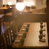大人数でテーブル席もOK。池袋 、西口のバルでご宴会、女子会、飲み放題 、合コンを。