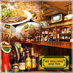 ダブリナーズ THE DUBLINERS' カフェ&パブ 品川店イメージ