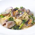 料理メニュー写真北海道厚岸産アサリのボンゴレ・ビアンコ