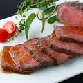 料理メニュー写真牛赤身のシュラスコ