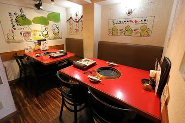 赤から 上野アメ横店の雰囲気1