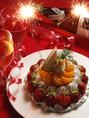 単品利用もOK!ケーキをプレゼント♪ 2名様からのご予約でケーキを進呈いたします!誕生日や記念日など様々なシーンでご利用下さい