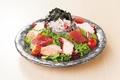 料理メニュー写真漁師風海鮮サラダ