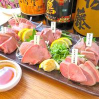 鮮度抜群!豚刺盛り合わせ・豚肉は体に良い栄養素が豊富
