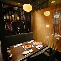 雰囲気のいい空間を三枡三蔵はなれでは、ご提供します。