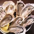 料理メニュー写真旬の牡蠣(石巻産)