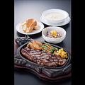 料理メニュー写真US産特上サーロインステーキ(230g)