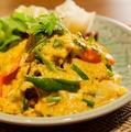 料理メニュー写真◇◆タイカレー◇◆野菜のうま味が凝縮されたカレーや、フルーティーなカレーなど有♪