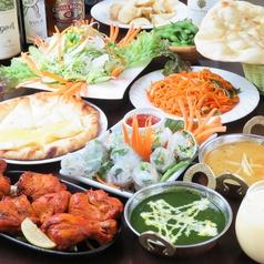 アジアン料理 ニューナマステヒマール 門前仲町店の写真