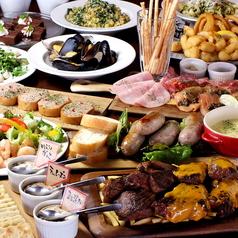 お店のイメージ:お肉とワイン横浜ビストロZIP