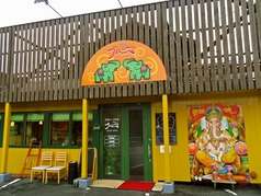 インドカレーレストラン プルニマ 大村店の写真