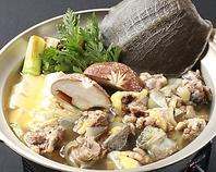 お手軽価格!スタミナすっぽん鍋コース4300円(税抜)