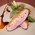 料理メニュー写真鴨肉のロースト