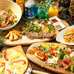 relax Dining W;Hallの写真
