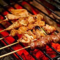 宮崎の至宝『霧島鶏』を炭火で