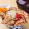 「知床ポーク」海への豚丼