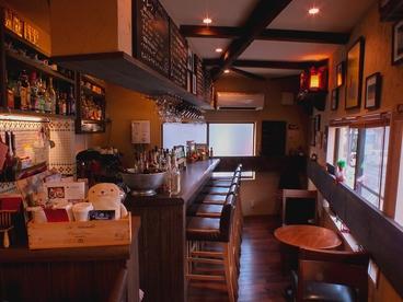 カフェ カリアーリ CAFFE CAGLIARI 福岡の雰囲気1