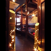 竹灯りの雰囲気3