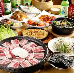 韓国家庭料理 ソウル 梅田総本店の写真