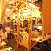 肉寿司 渋谷肉横丁の雰囲気2