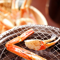 料理メニュー写真【今だけ!!】+1,078円(税込)で食べ放題にさらに 『生ずわい かに刺』も食べ放題★