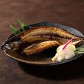料理メニュー写真塩鯖の丸ごと一本焼き