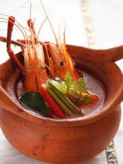 料理メニュー写真世界のトムヤムクン