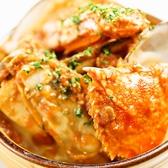 厳選されたお肉や新鮮な野菜だけではなく、旬の魚介料理もおすすめ。