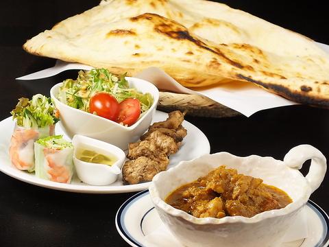 【Food Paradise MM】パキスタン出身シェフによる本格派エスニック料理が自慢!