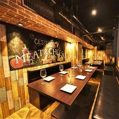 肉 チーズ カステーロ Castello 新宿本店の雰囲気1