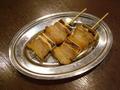 料理メニュー写真豚ねぎ間 (タレor塩)