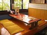 お座敷(床)8名席×1卓