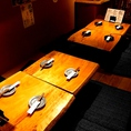 渋谷駅より徒歩1分の好アクセスな和食居酒屋です♪店内は全席掘りごたつ席なのでゆったりとお寛ぎ頂けます。そして渋谷の喧騒を忘れさせる隠れ家のよう・・・旬の食材を使った本格和食の数々をリーズナブルにお愉しみ頂けます。