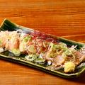料理メニュー写真九州とりたたき