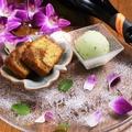 料理メニュー写真◇B・D◇お誕生にのお客様には当店オリジナルのバースデープレートをご用意致します♪