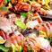 【旬の新鮮鮮魚】当店はお魚にもこだわり、朝水揚げされた新鮮な鮮魚のみをご提供させて頂いております。