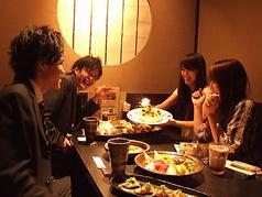 くいもの屋 わん JR奈良駅前店の雰囲気1
