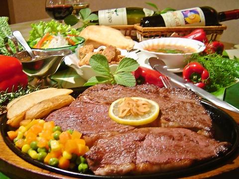 美味しいご飯に出会えると、その日が一番楽しい日♪石垣島で人気のステーキ屋さん!