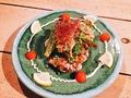 料理メニュー写真パリパリ油淋鶏