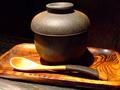 料理メニュー写真バニラわらび/お抹茶わらび