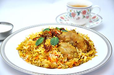 マハラジャビリヤニのおすすめ料理1