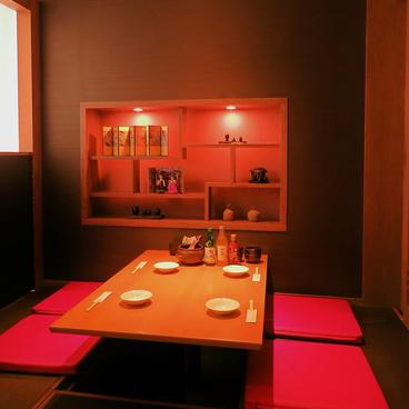 韓国料理 とん家゛ とんがの雰囲気1