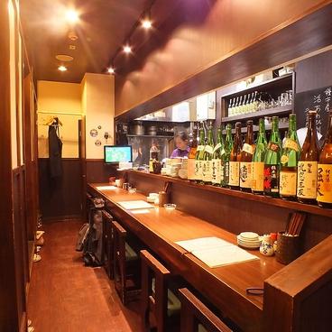 三陸居酒屋 きりや 菜園本店の雰囲気1