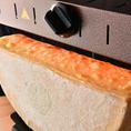 TVで話題のラクレットチーズをご堪能ください!