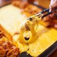 当店専属のチーズマイスターがシチュエーションに合わせて、最適なチーズをご提供致します♪ボトルワインなど種類豊富なドリンクもご用意しております。今がトレンドのメニューもふんだんに盛り込まれたおすすめのコース内容です