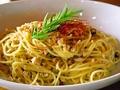 料理メニュー写真チキンのペペロンチーノ